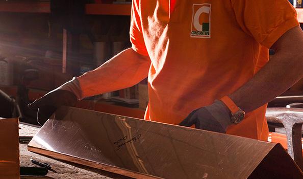 Ferblanterie couverture, toiture zinc à Genève et Vaud