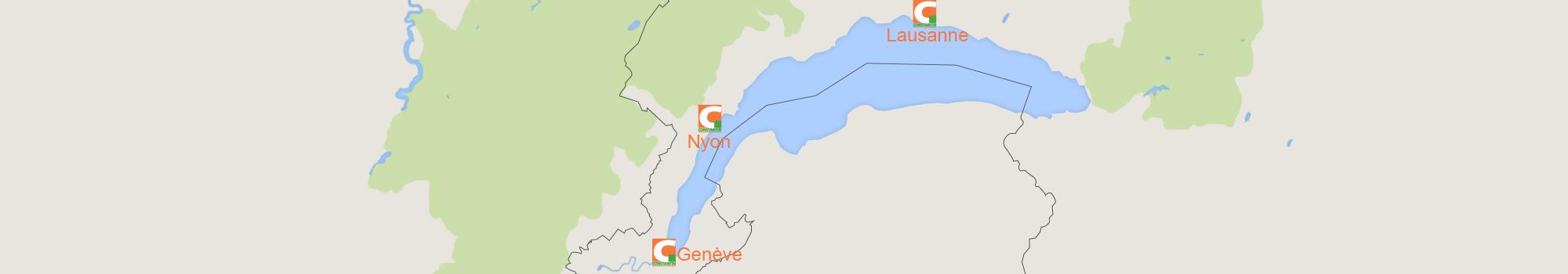 Constantin - Map